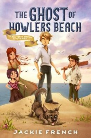 Cover of The Ghost of Howlers Beach