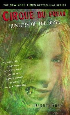 Cover of Hunters of the Dusk