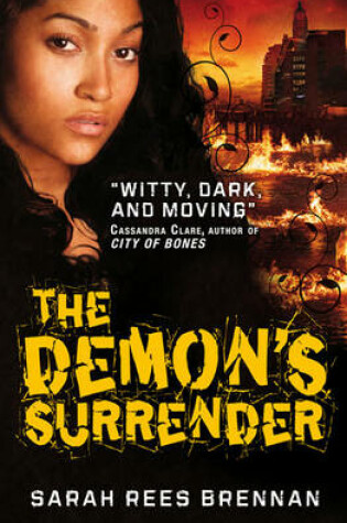 Cover of Demon's Surrender