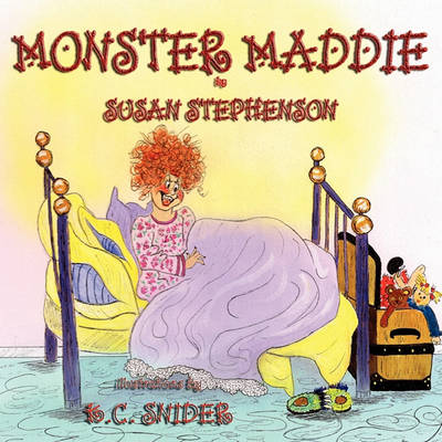 Cover of Monster Maddie