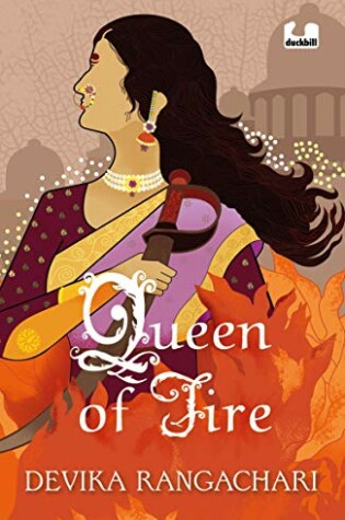 Cover of Queen of Fire