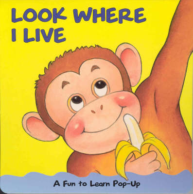 Cover of Look Where I Live