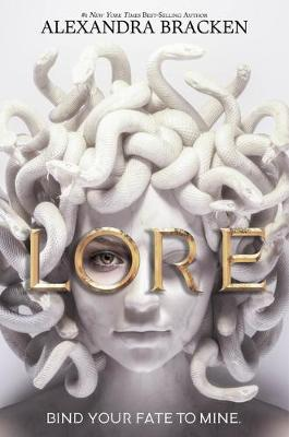 Book cover for Lore