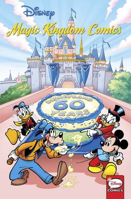 Cover of Donald And Mickey The Magic Kingdom Collection