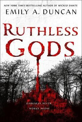 Cover of Ruthless Gods