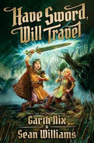 Cover of Have Sword, Will Travel