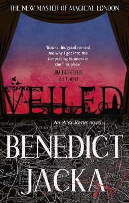 Cover of Veiled