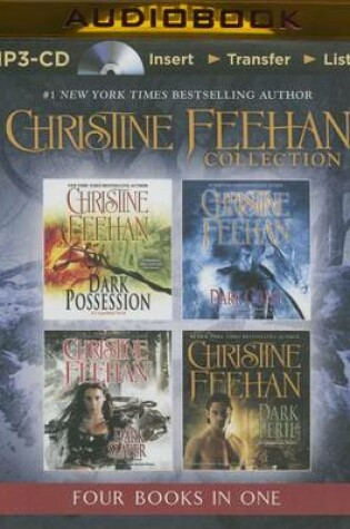 Cover of Christine Feehan 4-in-1 Collection