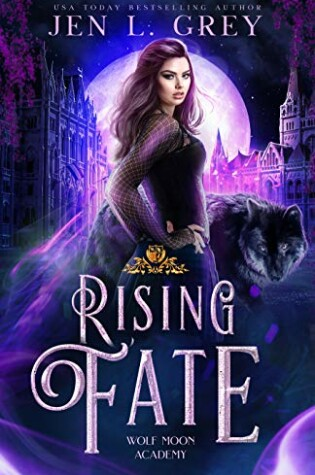 Cover of Rising Fate