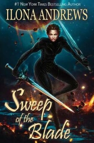 Cover of Sweep of the Blade