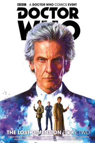 Cover of Doctor Who: The Lost Dimension Book 2