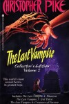 Book cover for The Last Vampire