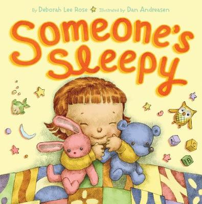 Cover of Someone's Sleepy