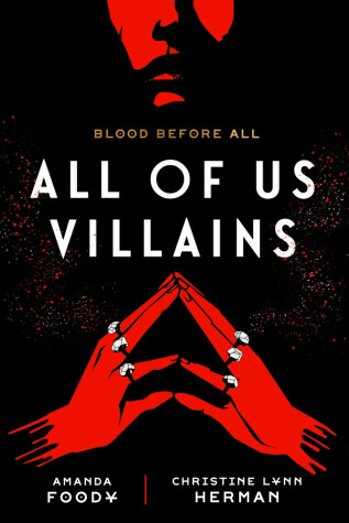 Book cover for All of Us Villains