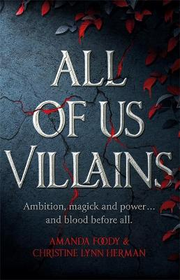 Cover of All of Us Villains