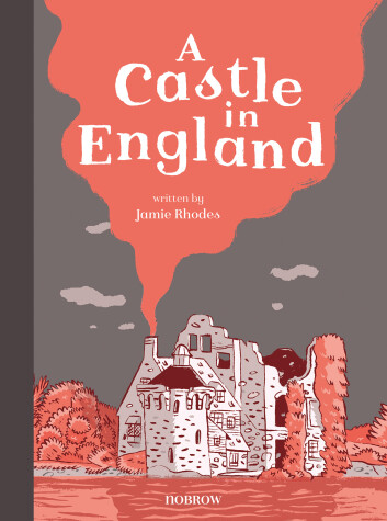 Cover of A Castle in England