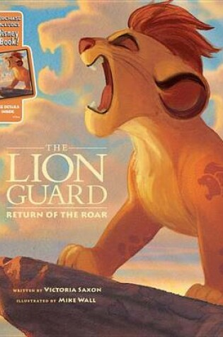 Cover of Lion Guard, the Return of the Roar
