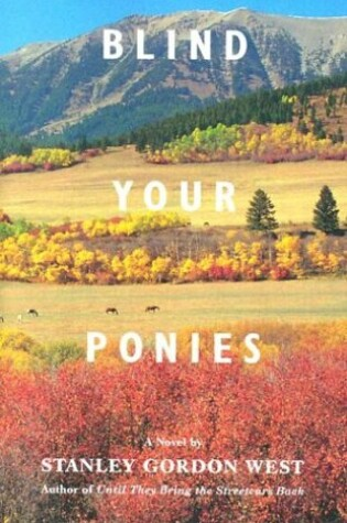 Cover of Blind Your Ponies