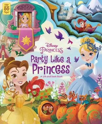 Cover of Party Like A Princess