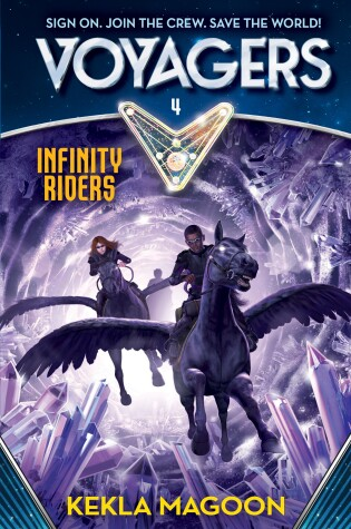 Cover of Infinity Riders