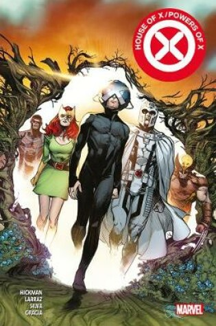 Cover of House Of X/powers Of X