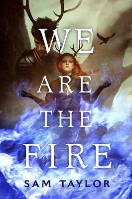 Book cover for We Are the Fire