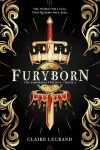 Book cover for Furyborn