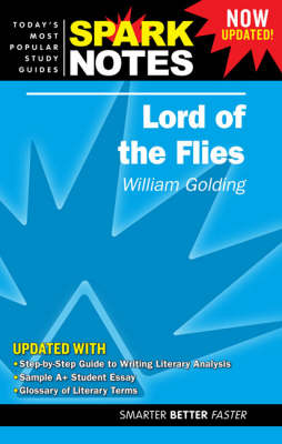 """Cover of """"Lord of the Flies"""""""