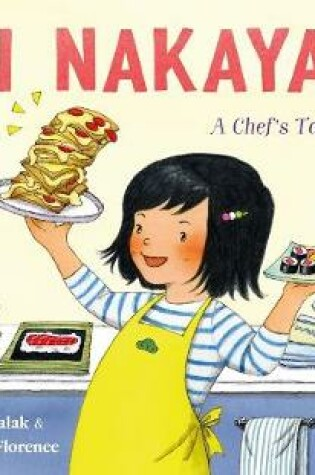 Cover of Niki Nakayama: A Chef's Tale in 13 Bites