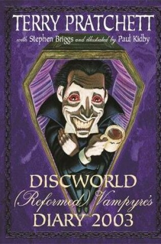 Cover of The Discworld (Reformed) Vampyre's Diary