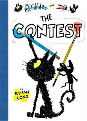 Cover of Scribbles and Ink, The Contest