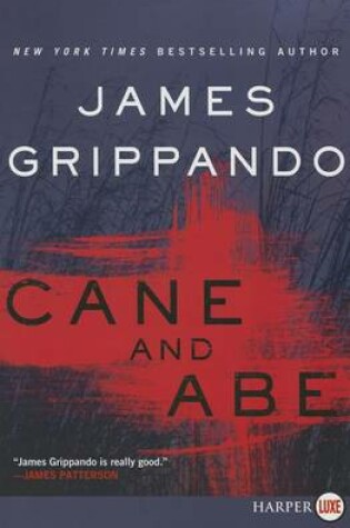 Cover of Cane and Abe [Large Print]