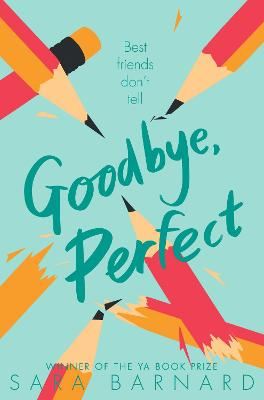 Cover of Goodbye, Perfect