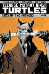 Book cover for Teenage Mutant Ninja Turtles Volume 4: Sins Of The Fathers