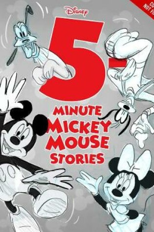 Cover of 5-minute Mickey Mouse Stories