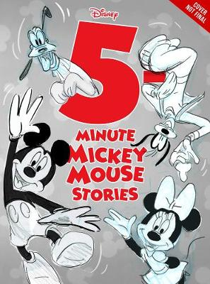 Book cover for 5-minute Mickey Mouse Stories