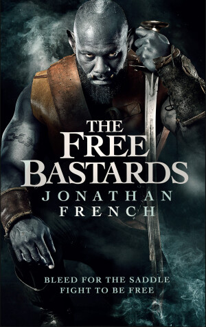 Book cover for The Free Bastards