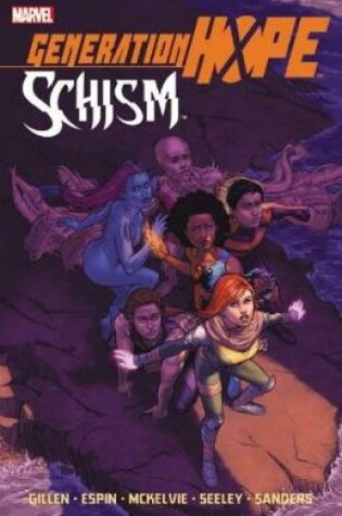 Cover of Generation Hope: Schism
