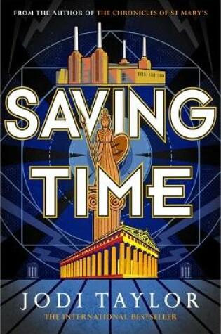 Cover of Saving Time