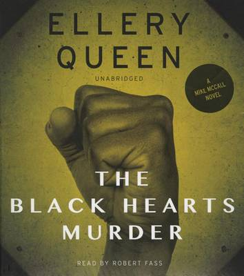 Cover of The Black Hearts Murder