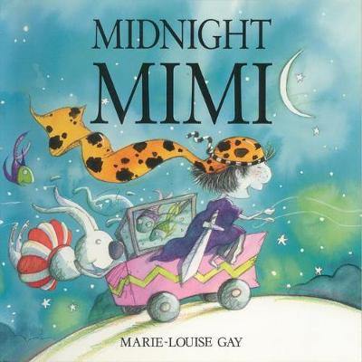 Cover of Midnight Mimi