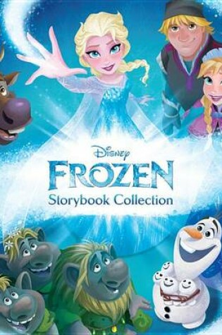 Cover of Frozen Storybook Collection