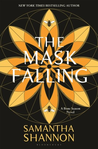 Book cover for The Mask Falling