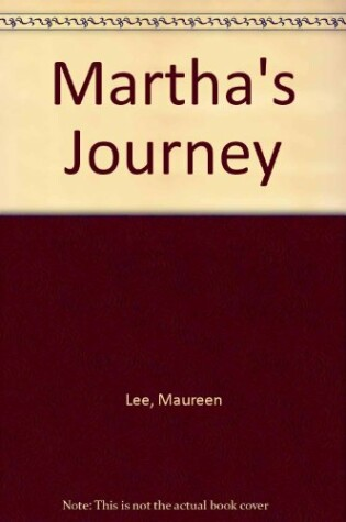 Cover of Martha's Journey