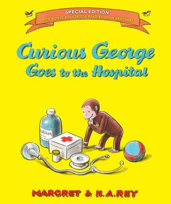 Cover of Curious George Goes to the Hospital