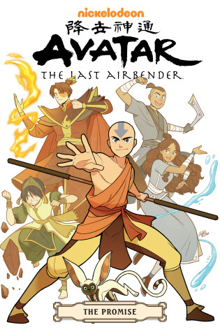 Cover of Avatar: The Last Airbender - The Promise Omnibus