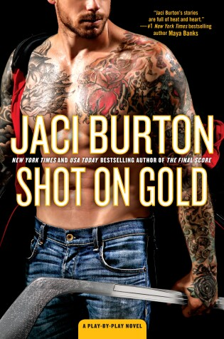 Cover of Shot on Gold