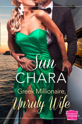 Cover of Greek Millionaire, Unruly Wife