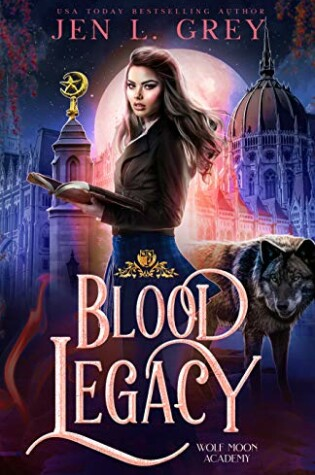 Cover of Blood Legacy