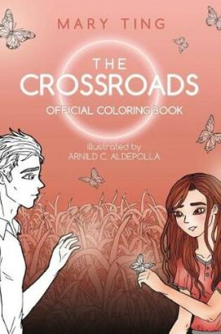 Cover of Crossroads Official Coloring Book